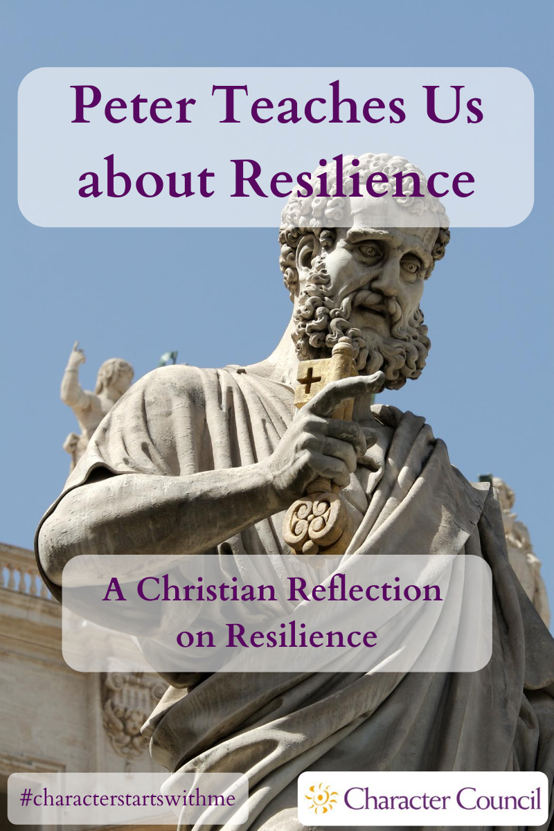 Peter Teaches Resilience